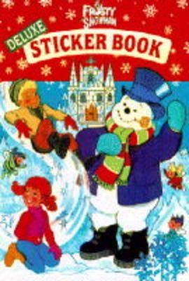 Frosty - Deluxe Sticker Fun S.