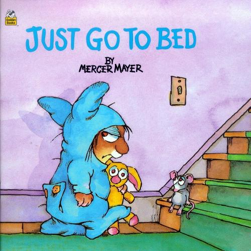 LL Critt: Just Go To Bed (Paperback)