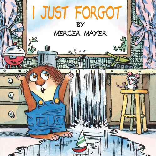 Little Critter: I Just Forgot (Paperback)