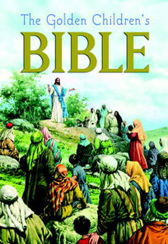 The Golden Children's Bible (Hardback)
