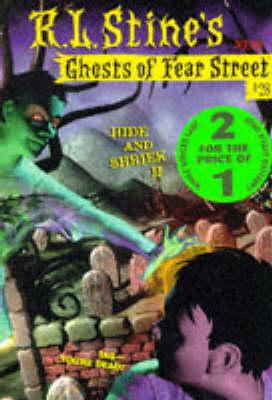 Hide and Shriek: Bk. 2 - Ghosts of Fear Street 28 (Paperback)