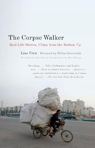 The Corpse Walker (Paperback)