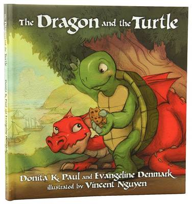 The Dragon and the Turtle (Hardback)