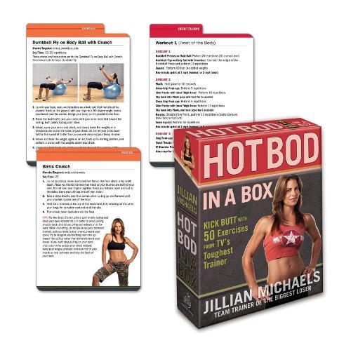 Jillian Michaels Hot Bod In A Box