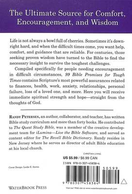 99 Bible Promises for Tough Times (Paperback)
