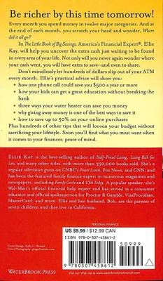 The Little Book of Big Savings: 273 Ways to Save Real Dollars in Every Budget Category (Paperback)