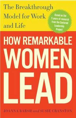 How Remarkable Women Lead (Paperback)