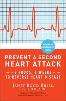 Prevent A Second Heart Attack (Paperback)