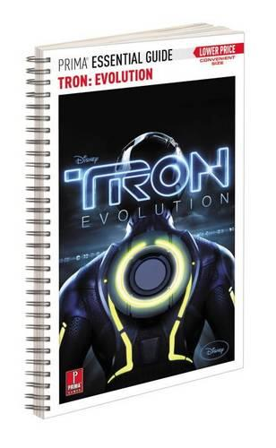 Tron: Evolution: Prima Essential Guide (Spiral bound)