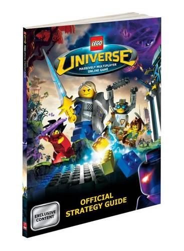 Lego Universe: Prima's Official Game Guide (Paperback)