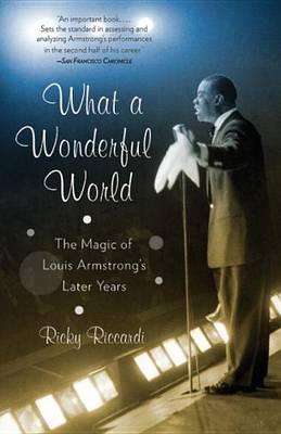 What A Wonderful World (Paperback)