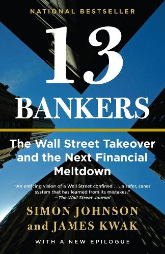13 Bankers (Paperback)