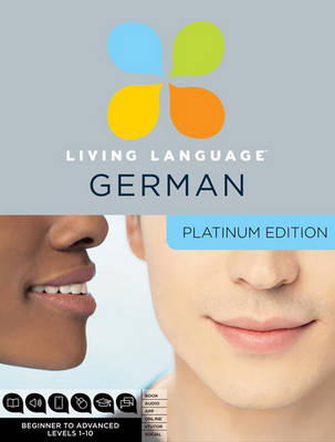 German Platinum Course - Living Language S.