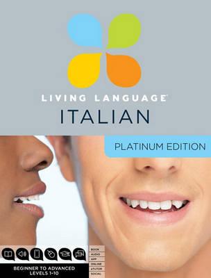Italian Platinum Course - Living Language S.