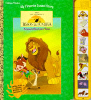 The Lion King: Timon and Pumbaa - Sound Story Favourites