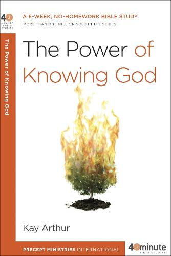 Experiencing the Character of God (Paperback)
