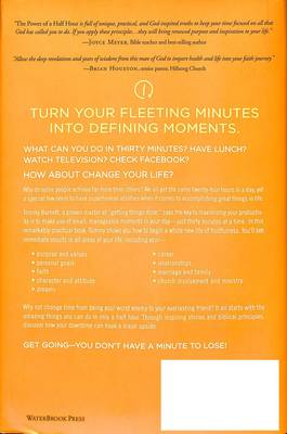 The Power of a Half Hour: Take Back your Life Thirty Minutes at a Time (Hardback)