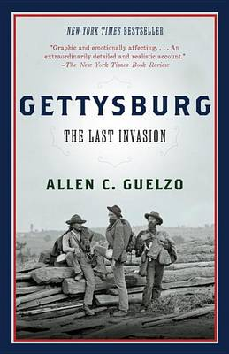 Gettysburg: The Last Invasion - Vintage Civil War Library (Paperback)