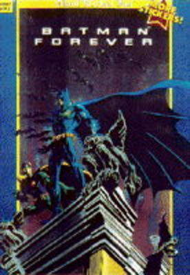 """Batman Forever"": Sticker Book - Deluxe Sticker Fun S."