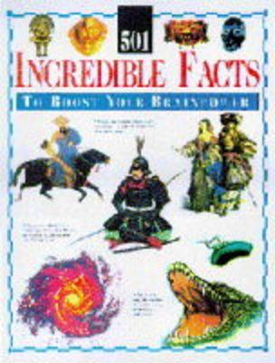 501 Incredible Facts (Hardback)
