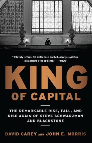 King Of Capital (Paperback)