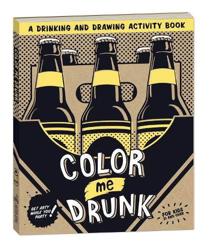 Color Me Drunk (Paperback)