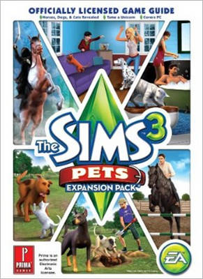 Sims 3 Pets: Prima's Official Game Guide (Paperback)