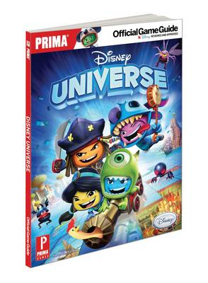 Disney Universe: Prima's Official Game Guide (Paperback)