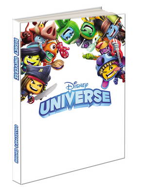 Disney Universe Collector's Edition: Prima's Official Game Guide (Hardback)