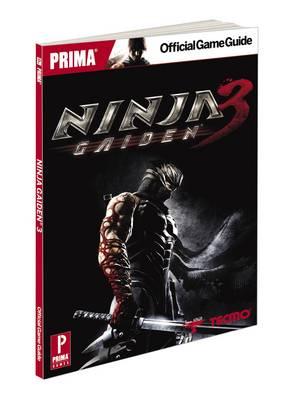 Ninja Gaiden 3: Prima's Official Game Guide (Paperback)