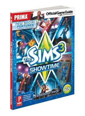 Sims 3 Showtime: Prima's Essential Game Guide (Paperback)