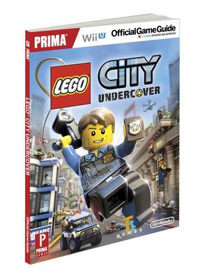 Lego City Undercover: Prima's Official Game Guide (Paperback)