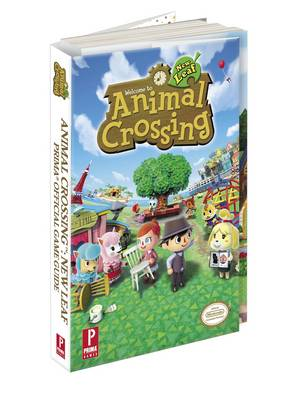 Animal Crossing: New Leaf: Prima's Official Game Guide (Paperback)