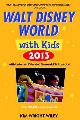 Fodor's Walt Disney World with Kids 2013 (Paperback)