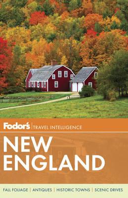 Fodor's New England (Paperback)