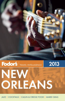 Fodor's New Orleans 2013 (Paperback)