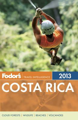 Fodor's Costa Rica 2013 (Paperback)