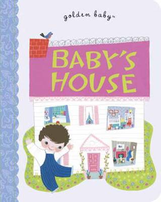 Baby's House (Board book)