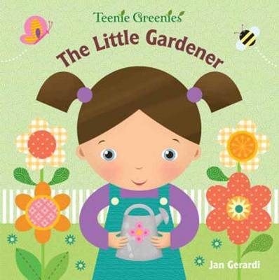The Little Gardener (Board book)