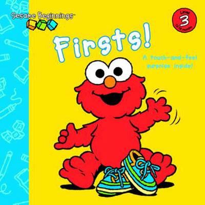Firsts! - Sesame Beginnings (Board book)