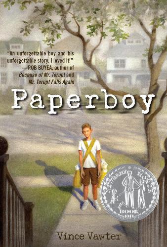 Paperboy (Paperback)