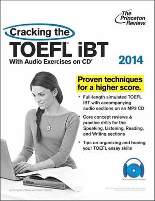Cracking The Toefl Ibt With Cd, 2014 Edition (Paperback)