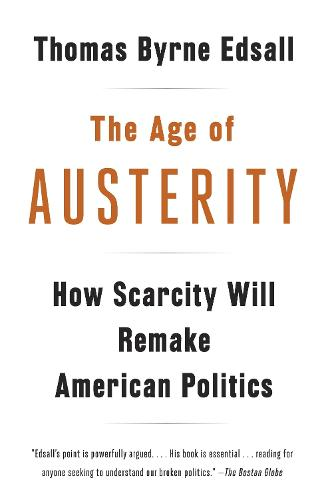 The Age Of Austerity (Paperback)