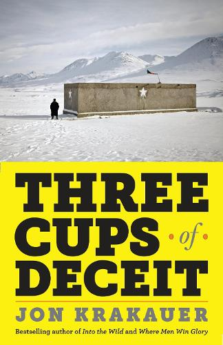 Three Cups Of Deceit (Paperback)