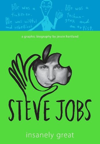 Steve Jobs: Insanely Great (Hardback)