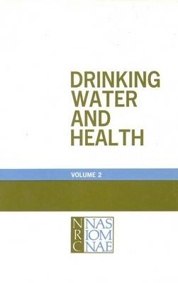 Drinking Water and Health,: Volume 2 (Paperback)