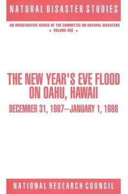 The New Year's Eve Flood on Oahu, Hawaii: December 31, 1987 - January 1, 1988 (Paperback)