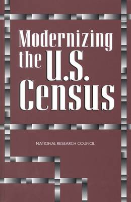 Modernizing the U.S. Census (Paperback)