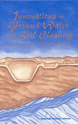 Innovations in Ground Water and Soil Cleanup: From Concept to Commercialization (Hardback)