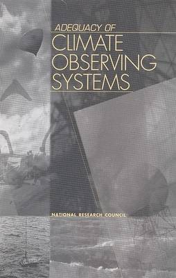 Adequacy of Climate Observing Systems (Paperback)